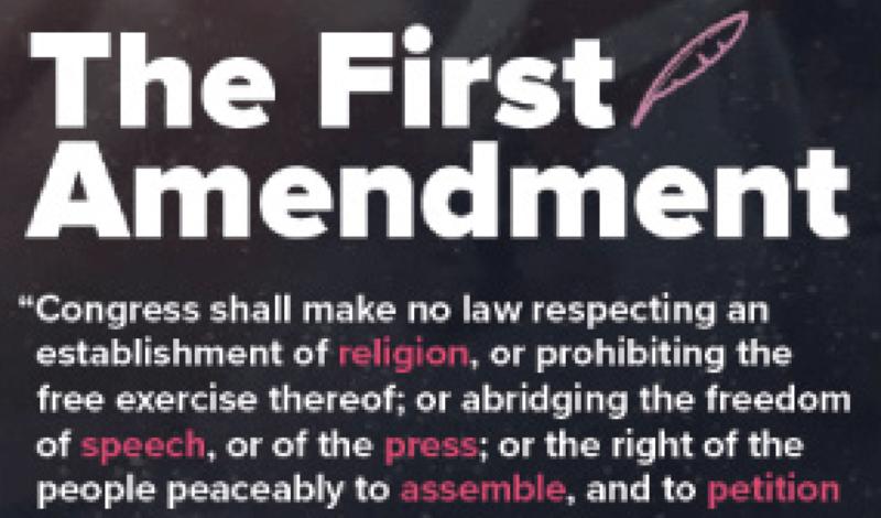 the first amendment poster thumbnail